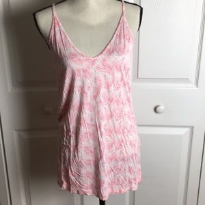Old navy palm tank top